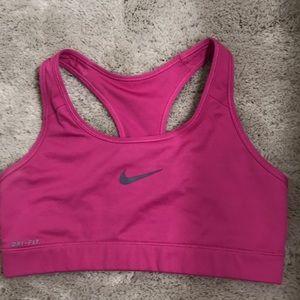 Nike womens sports bra